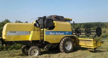 Решета для комбайна «NEW HOLLAND» ТС ( 56, 57, 5080)